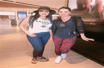 رانيا يوسف برفقة ياسمين رئيس: «إحنا ملوك الجدعنة» | صور