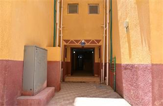 وزير الإسكان ومحافظ أسوان يتفقدان وحدات سكنية تم تنفيذها بمشروع تطوير منطقة الصحابي | صور