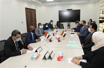 وزير الثروة الحيوانية السوداني: حريصون على التعاون في مجال البحث العلمي مع مصر