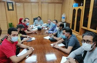 اللجنة الفنية لمشروع التحول الرقمي بجامعة الأزهر تناقش استعدادات المرحلة المقبلة
