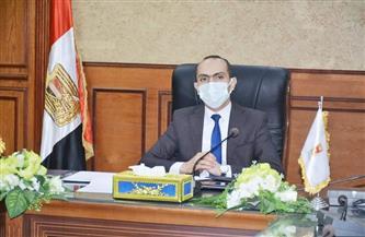 نائب محافظ سوهاج يجتمع مع أعضاء لجنة ضبط منظومة العمران | صور