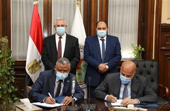 وزير الزراعة يشهد توقيع مذكرة تفاهم بين الفاو واتحاد الدواجن لتطوير نظم الإنتاج وتحقيق الاستدامة
