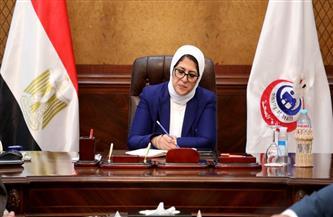 وزيرة الصحة: توافر مخزون كاف من الأدوية والمستلزمات الطبية والوقائية بالمستشفيات