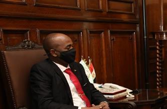 وزير الثروة الحيوانية السوداني: هناك أفكار كثيرة لتحقيق الأمن الغذائي والتكامل بين مصر والسودان