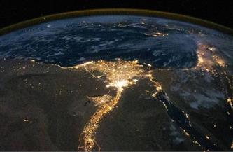 السفارة الأمريكية بمصر تنشر صورة لنهر النيل من الفضاء