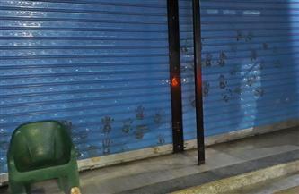 محافظة أسوان تشن حملات على المحال لتنفيذ قرار الحظر