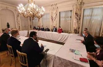 سفير مصر في باريس يلتقي ممثلي شركات السياحة الفرنسية المتخصصة في السوق المصرية|صور