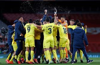 فياريال يضرب موعدا مع مانشستر يونايتد فى نهائي الدوري الأوروبي بعد إقصاء أرسنال