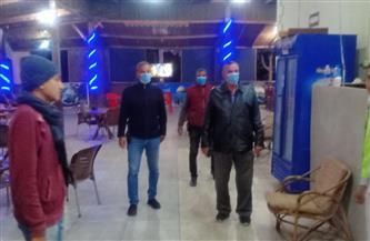 رئيس مركز أرمنت بالأقصر: تعاون كبير من المواطنين في تنفيذ قرارات الغلق