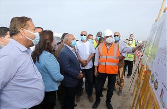 وزير النقل يشهد التطوير الشامل لمنظومة النقل البحري
