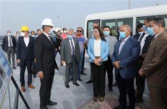 وزير النقل: إنشاء ميناء جاف على مساحة 15 فدانا بدمياط.. وأدعو المستثمرين للمشاركة