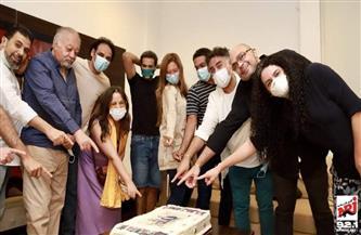 """انتهاء تسجيل مسلسل الـ Big Million  لـ""""آسر ياسين ونيللي كريم"""" على راديو إينرجي"""
