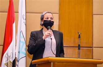 وزيرة البيئة تشهد مراسم توقيع تنفيذ وحدة غاز حيوى بحديقة الحيوان بالجيزة | صور