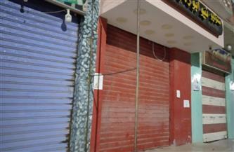تحرير 17 محضرا بإشغالات وإزالات وعدم الالتزام بالإجراءات الاحترازية في الطود  صور
