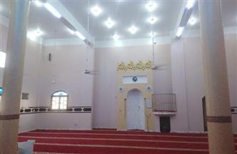 أوقاف الأقصر تفتتح مسجد الرحمن الرحيم في الطود| صور