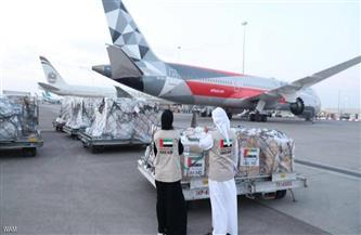 الإمارات ترسل طائرة تحمل 50 طنا من المواد الغذائية إلى السنغال