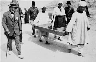 كيف انتقلت آثار الملك توت عنخ آمون من وادي الملوك إلى القاهرة؟| صور