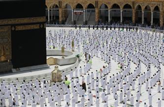 أداء آخر صلاة جمعة بالمسجد الحرام بشهر رمضان المبارك