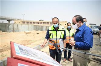 الرئيس السيسي يشدد على الالتزام بالجداول الزمنية المحددة للانتهاء من المشروعات بالمواصفات الفنية العالية