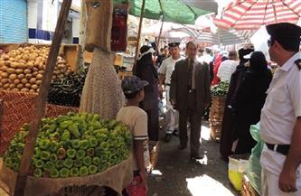 """""""تموين الإسكندرية"""" تشن حملات مكبرة على الأسواق"""