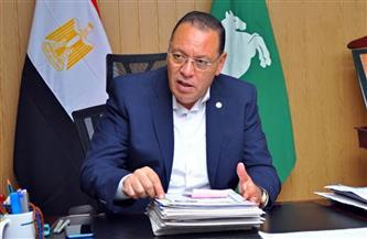 رفع 51 حالة إشغال وتغريم 22 مواطنا غير ملتزم بارتداء الكمامة بالشرقية
