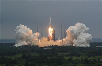 جمعية فلكية تتوقع سقوط الصاروخ الصيني CZ-5B منتصف ليل (السبت- الأحد)