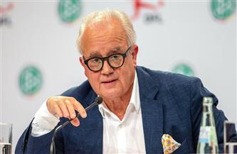 جلسة استماع لرئيس اتحاد الكرة الألماني بعد غد