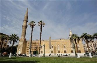 حملة لرفع مستوى النظافة بمحيط مسجد الحسين بالقاهرة