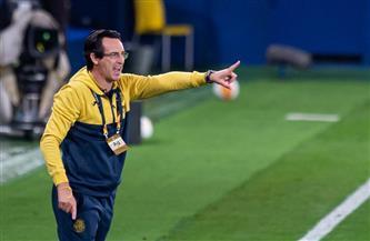 إيمري: فخور بوصول فياريال لنهائي الدوري الأوروبي