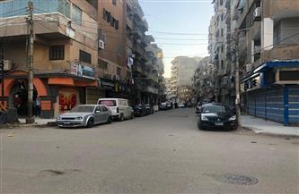 رئيس حي غرب القاهرة يتابع التزام المحال بمواعيد الغلق في التاسعة
