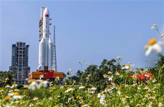 """مدير معهد الفلك يكشف لـ""""بوابة الأهرام"""" حقيقة الصورة المنتشرة للصاروخ الصيني على «السوشيال ميديا»"""