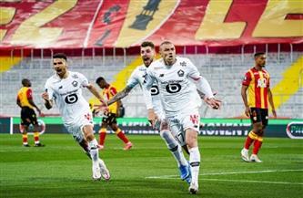 """التركي «يلماز» يضع """"ليل"""" على مشارف لقب الدوري الفرنسي بعد غياب 10 أعوام"""