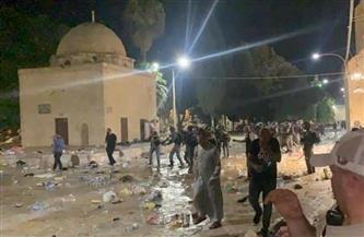 """الاحتلال الإسرائيلي يجدد اقتحامه للمسجد """"الأقصى"""" ويعتدي على المعتكفين"""