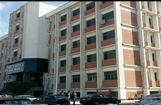 الانتهاء من كلية رياض الأطفال ومستشفى الطب البيطري والأسنان بجامعة أسيوط| صور