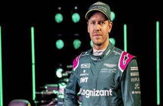 فيتيل يتطلع لتحقيق نتيجة إيجابية مع أستون مارتين في سباق فورمولا-1 الإسباني
