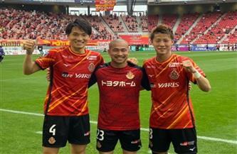 ناجويا جرامبوس يفوز على سيريزو أوساكا في الدوري الياباني