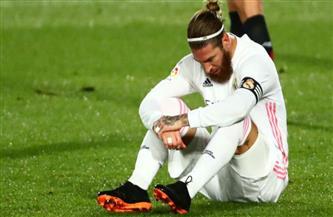 ريال مدريد يعلن إصابة قائده سيرخيو راموس مجددًا