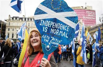 آمال الاستقلاليين الاسكتلنديين معلقة بانتظار نتائج الانتخابات المحلية في بريطانيا