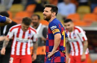 «ميسي وجريزمان» يقودان هجوم برشلونة أمام أتليتكو في المباراة الحاسمة بالليجا