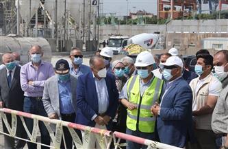 النقل: رصيف بطول 500م وتكلفة 390 مليون جنيه لتداول الأخشاب والبضائع العامة بميناء الإسكندرية