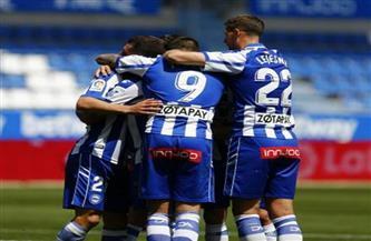 ليفانتي يتعادل مع ديبورتيفو ألافيس 2/2 في الدوري الإسباني