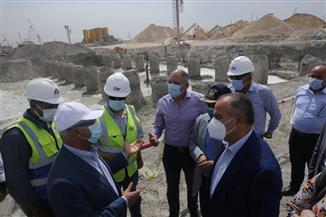 النقل: المحطة متعددة الأغراض بميناء الإسكندرية أهم مشروع في القطاع البحري