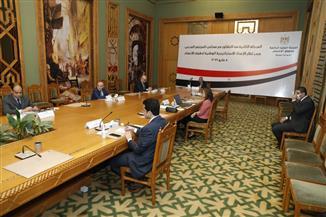 «العليا الدائمة لحقوق الإنسان» تستعرض أبرز ملامح المسودة الإستراتيجية الوطنية لحقوق الإنسان| صور