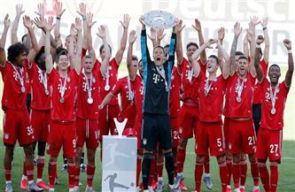 أوليفر كان: بايرن يتطلع للفوز بلقب البوندسليجا للمرة العاشرة على التوالي