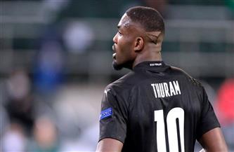 تورام يدفع غاليًا ثمن بصقه على لاعب منافس في الدوري الألماني