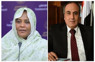 عبدالمحسن سلامة يشكر وزيرة الخارجية السودانية بسبب بيانها  القوي للرد على إثيوبيا|  فيديو