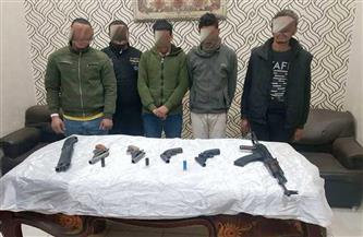 ضبط 19 قضية مخدرات وأسلحة نارية وطلقات فى حملة أمنية بطوخ