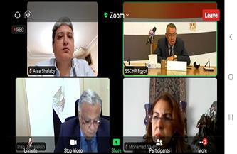 علاء شلبي: العرض التقديمي للإستراتيجية الوطنية لحقوق الإنسان يوحي بإقبال مصر على مرحلة جديدة