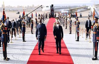 رئيس الكونغو يشيد بالجهود المصرية للتوصل لاتفاق عادل ومتوازن حول سد النهضة يراعي مصالح الدول الثلاث