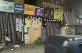 محافظة أسوان تشن حملة لليوم الثالث على الأسواق لمتابعة تنفيذ قرار الحظر